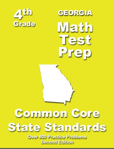 4th Grade Georgia Common Core Math - TeachersTreasures.com