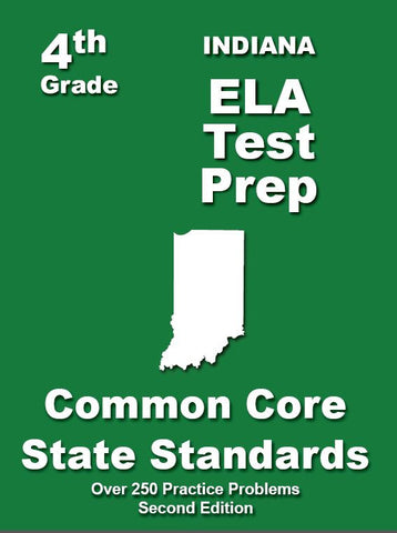 4th Grade Indiana Common Core ELA - TeachersTreasures.com