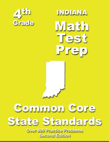 4th Grade Indiana Common Core Math - TeachersTreasures.com