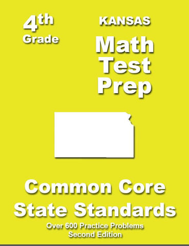 4th Grade Kansas Common Core Math - TeachersTreasures.com