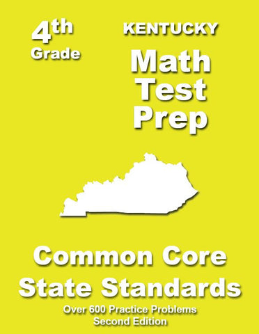 4th Grade Kentucky Common Core Math - TeachersTreasures.com