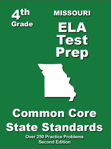 4th Grade Missouri Common Core ELA - TeachersTreasures.com