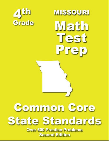 4th Grade Missouri Common Core Math - TeachersTreasures.com
