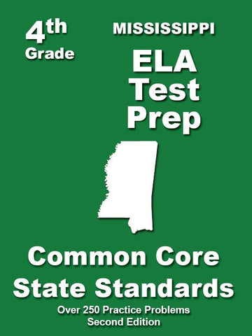 4th Grade Mississippi Common Core ELA - TeachersTreasures.com