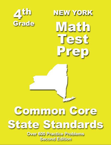 4th Grade New York Common Core Math - TeachersTreasures.com