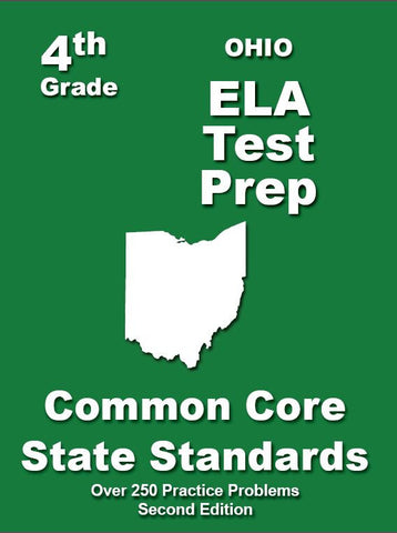 4th Grade Ohio Common Core ELA - TeachersTreasures.com