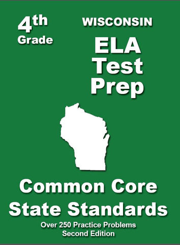 4th Grade Wisconsin Common Core ELA - TeachersTreasures.com
