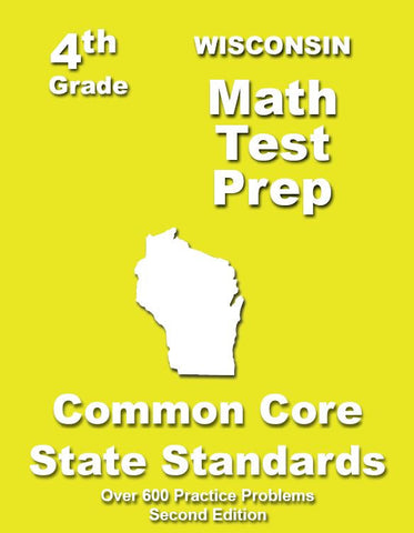 4th Grade Wisconsin Common Core Math - TeachersTreasures.com