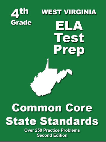 4th Grade West Virginia Common Core ELA - TeachersTreasures.com
