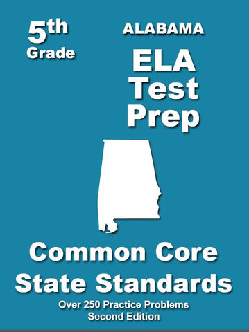5th Grade Alabama Common Core ELA - TeachersTreasures.com