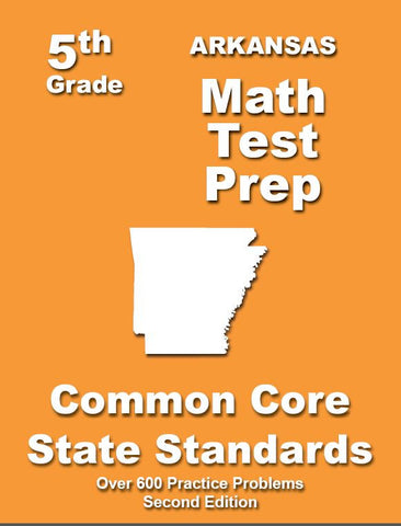 5th Grade Arkansas Common Core Math - TeachersTreasures.com