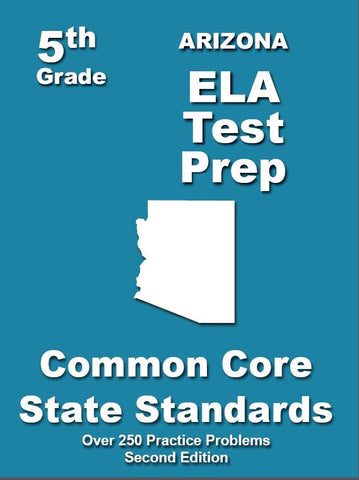 5th Grade Arizona Common Core ELA - TeachersTreasures.com