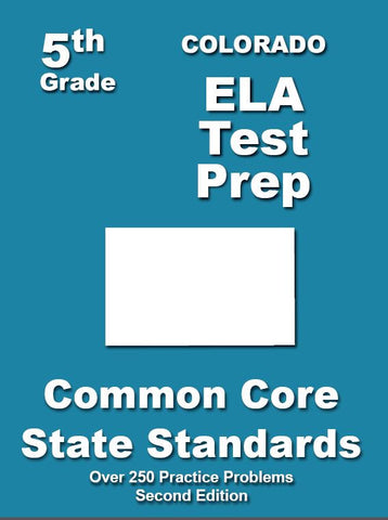 5th Grade Colorado Common Core ELA - TeachersTreasures.com