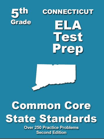 5th Grade Connecticut Common Core ELA - TeachersTreasures.com