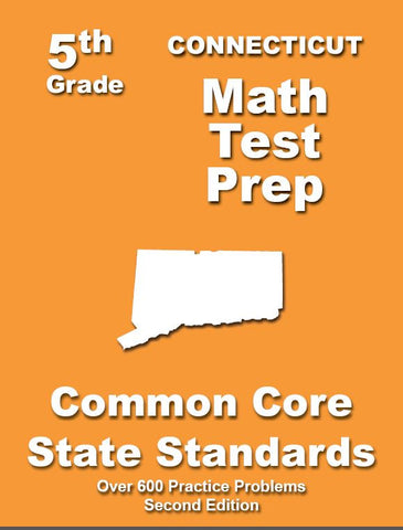 5th Grade Connecticut Common Core Math - TeachersTreasures.com