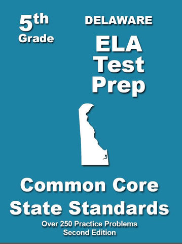 5th Grade Delaware Common Core ELA - TeachersTreasures.com