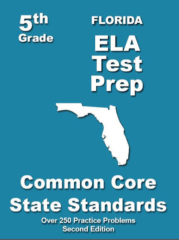 5th Grade Florida Common Core ELA - TeachersTreasures.com