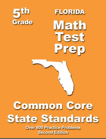5th Grade Florida Common Core Math - TeachersTreasures.com
