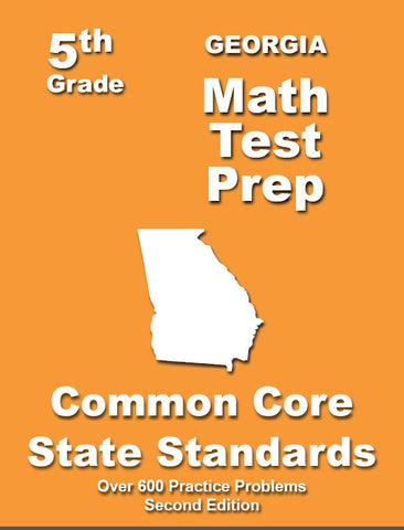 5th Grade Georgia Common Core Math - TeachersTreasures.com