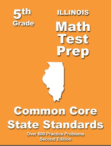 5th Grade Illinois Common Core Math - TeachersTreasures.com