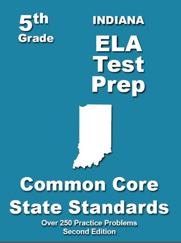 5th Grade Indiana Common Core ELA - TeachersTreasures.com