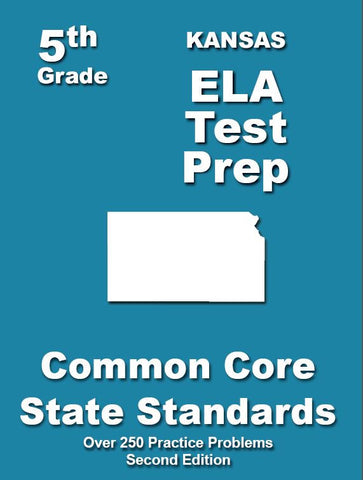 5th Grade Kansas Common Core ELA - TeachersTreasures.com