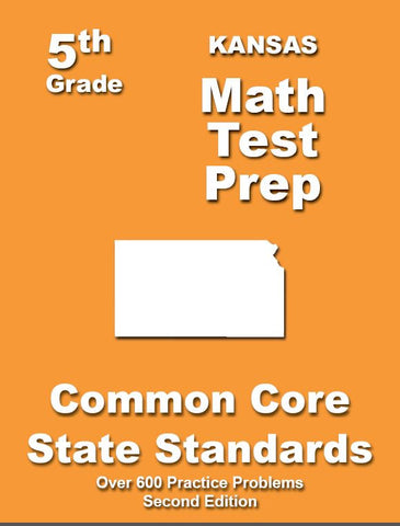 5th Grade Kansas Common Core Math - TeachersTreasures.com