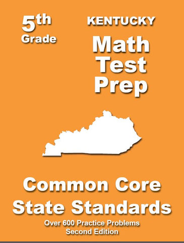 5th Grade Kentucky Common Core Math - TeachersTreasures.com