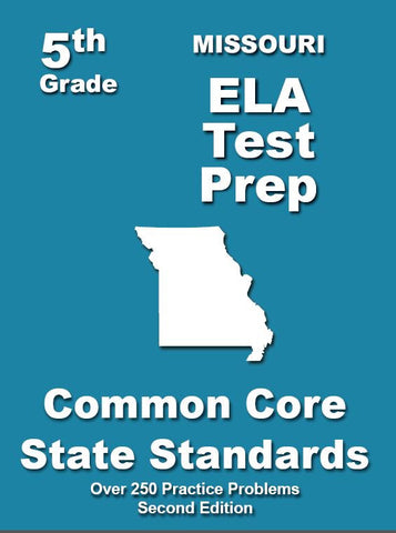 5th Grade Missouri Common Core ELA - TeachersTreasures.com