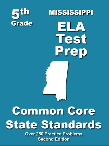 5th Grade Mississippi Common Core ELA - TeachersTreasures.com