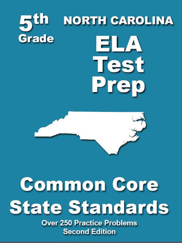 5th Grade North Carolina Common Core ELA - TeachersTreasures.com