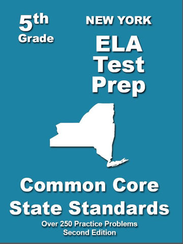 5th Grade New York Common Core ELA - TeachersTreasures.com