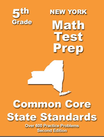 5th Grade New York Common Core Math - TeachersTreasures.com