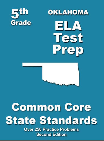 5th Grade Oklahoma Common Core ELA - TeachersTreasures.com