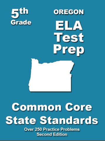 5th Grade Oregon Common Core ELA - TeachersTreasures.com
