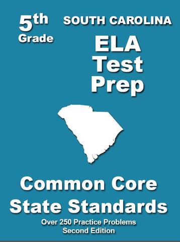 5th Grade South Carolina Common Core ELA - TeachersTreasures.com