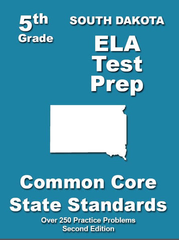 5th Grade South Dakota Common Core ELA - TeachersTreasures.com
