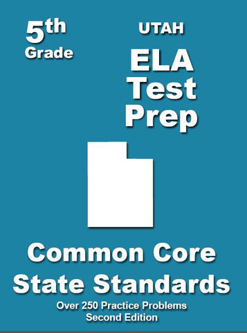5th Grade Utah Common Core ELA - TeachersTreasures.com