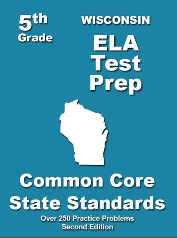 5th Grade Wisconsin Common Core ELA - TeachersTreasures.com