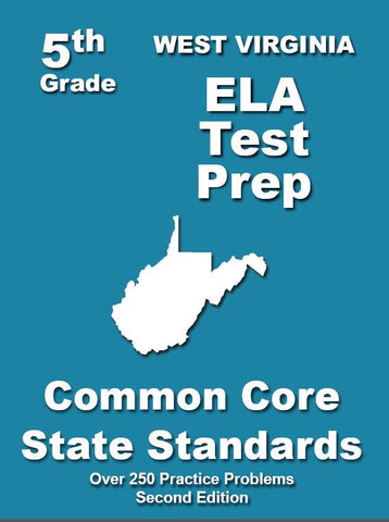 5th Grade West Virginia Common Core ELA - TeachersTreasures.com