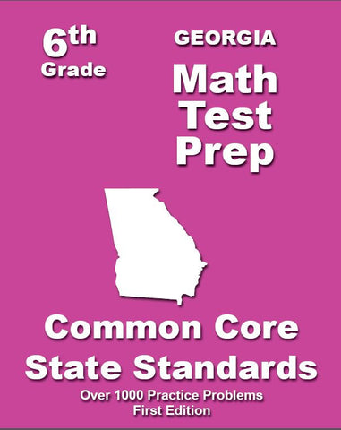 6th Grade Georgia Common Core Math - TeachersTreasures.com