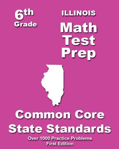 6th Grade Illinois Common Core Math - TeachersTreasures.com