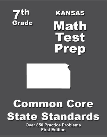7th Grade Kansas Common Core Math - TeachersTreasures.com