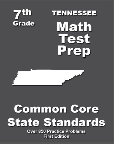 7th Grade Tennessee Common Core Math - TeachersTreasures.com