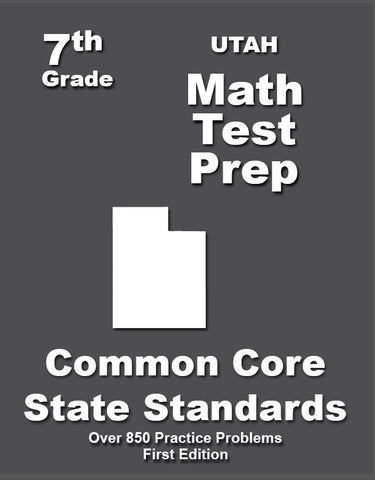 7th Grade Utah Common Core Math - TeachersTreasures.com
