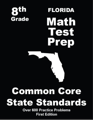 8th Grade Florida Common Core Math - TeachersTreasures.com