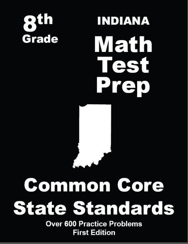 8th Grade Indiana Common Core Math - TeachersTreasures.com