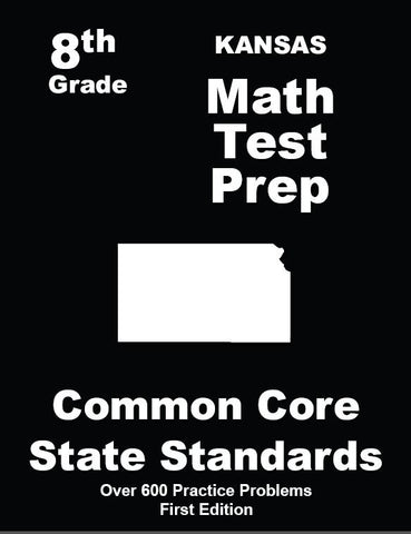 8th Grade Kansas Common Core Math - TeachersTreasures.com