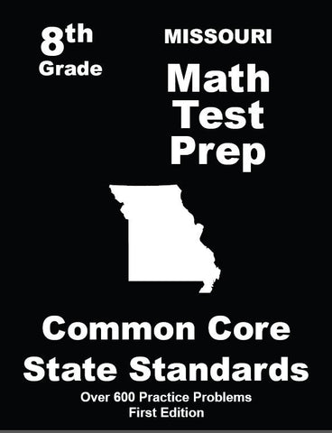 8th Grade Missouri Common Core Math - TeachersTreasures.com