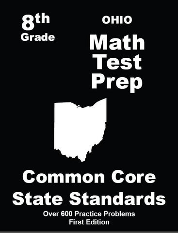 8th Grade Ohio Common Core Math - TeachersTreasures.com
